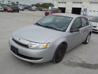 Used 2004 Saturn Ion Level 2 for sale in Innisfil, ON