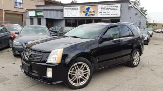 Used 2008 Cadillac SRX NAVI, PAN-ROOF, 7 PASS. for sale in Etobicoke, ON