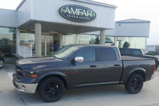 Used 2015 RAM 1500 ECO DIESEL / 4X4 / 4 DRS / NO PAYMENTS FOR 6 MONTH for sale in Tilbury, ON
