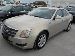 Used 2008 Cadillac CTS for sale in Innisfil, ON