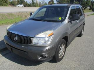 Used 2004 Buick Rendezvous CX PLUS for sale in Surrey, BC