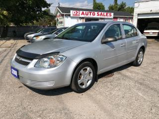 Used 2008 Chevrolet Cobalt Certified/LS/Automatic/Gas Saver/LOW LOW KM for sale in Scarborough, ON