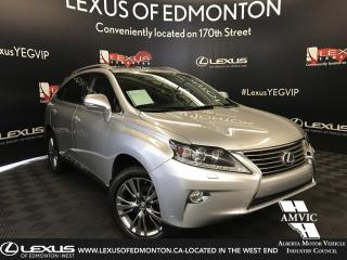 Used 2014 Lexus RX 450h TOURING PACKAGE for sale in Edmonton, AB