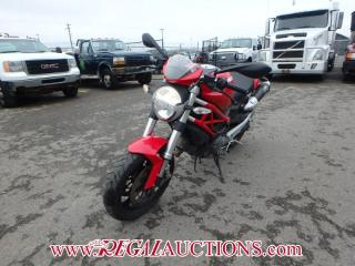 Used 2009 Ducati MONSTER 696  MOTORCYCLE for sale in Calgary, AB