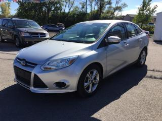 Used 2014 Ford Focus SE * Heated Seats * Bluetooth * LOW KM for sale in London, ON
