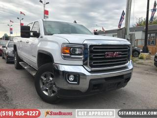 Used 2016 GMC Sierra 2500 HD SLE | NAV | CAM | 4X4 for sale in London, ON