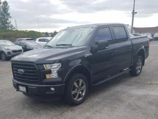 Used 2015 Ford F-150 XLT | 4X4 | NAV | V8 for sale in London, ON