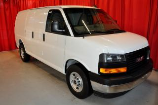 Used 2018 GMC Savana 2500 Cargo Work Van for sale in Listowel, ON