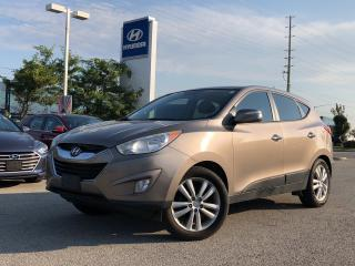 Used 2010 Hyundai Tucson Limited AWD at for sale in Barrie, ON