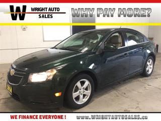 Used 2014 Chevrolet Cruze 2LT|LEATHER|BACKUP CAMERA|70,034 KMS for sale in Cambridge, ON