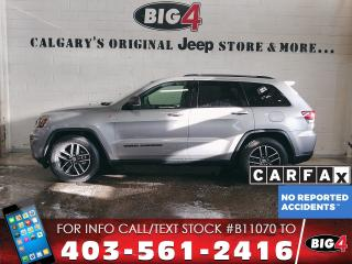 Used 2018 Jeep Grand Cherokee Trailhawk for sale in Calgary, AB