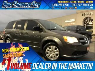 Used 2016 Dodge Grand Caravan CVP/7 PASS/ AC / EXTENDED WARRANTY!!! for sale in Milton, ON