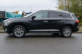 Used 2013 Infiniti JX35 7 Passenger AWD Premium & Theatre for sale in Vancouver, BC