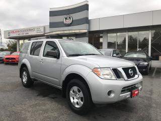 Used 2012 Nissan Pathfinder SV 4WD 7-Passanger for sale in Langley, BC