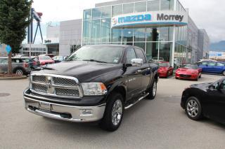 Used 2012 Dodge Ram 1500 Big Horn Crew Cab SWB 4WD for sale in North Vancouver, BC