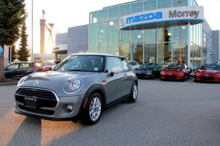 Used 2016 MINI Cooper 3 Door for sale in North Vancouver, BC