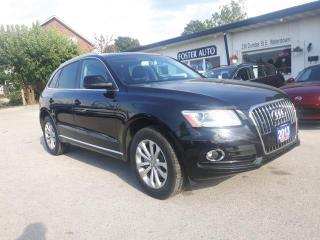 Used 2013 Audi Q5 Quattro Premium Plus for sale in Waterdown, ON