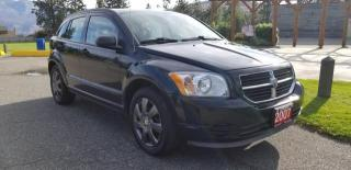 Used 2007 Dodge Caliber SXT for sale in West Kelowna, BC