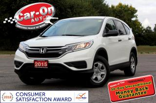 Used 2015 Honda CR-V REAR CAM HTD SEATS BLUETOOTH for sale in Ottawa, ON