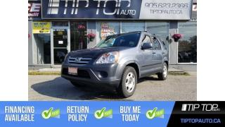 Used 2006 Honda CR-V EX ** Accident Free, 4WD, Fuel Efficient ** for sale in Bowmanville, ON