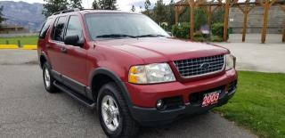 Used 2003 Ford Explorer XLT 4.0L 4WD for sale in West Kelowna, BC