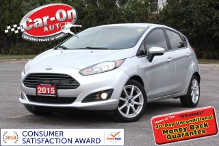 Used 2015 Ford Fiesta SE AUTO A/C CRUISE SYNC PWR GRP ALLOYS for sale in Ottawa, ON
