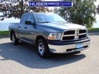 Used 2010 Dodge Ram 1500 4X4/ 5.7 Hemi for sale in Penticton, BC