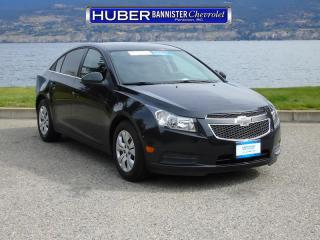 Used 2012 Chevrolet Cruze LT/ Turbo/ Automatic for sale in Penticton, BC
