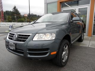 Used 2007 Volkswagen Touareg V6 AWD for sale in North Vancouver, BC