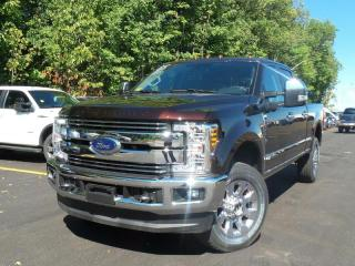 Used 2018 Ford F-350 Super Duty SRW LARIAT 6.7L V8 DIESEL 618A for sale in Midland, ON