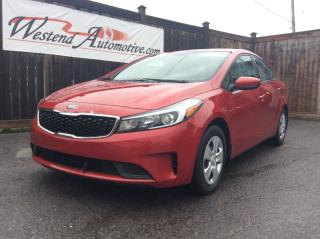 Used 2017 Kia Forte LX for sale in Stittsville, ON