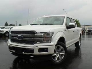 Used 2018 Ford F-150 *DEMO* PLATINUM 3.5L V6 700A for sale in Midland, ON