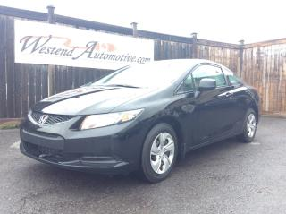 Used 2013 Honda Civic Coupe LX for sale in Stittsville, ON