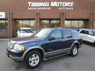 Used 2004 Ford Explorer 4WD | GREAT CONDITION | LEATHER | SUNROOF | for sale in Mississauga, ON