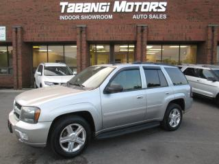 Used 2008 Chevrolet TrailBlazer 4WD 4dr for sale in Mississauga, ON