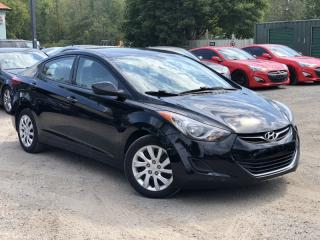 Used 2013 Hyundai Elantra One-Owner Bluetooth Power Group Heated Seats for sale in Holland Landing, ON