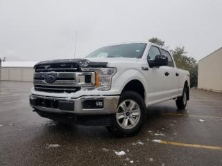 Used 2018 Ford F-150 4WD SuperCrew Box for sale in Edmonton, AB