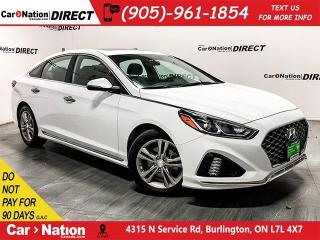 Used 2018 Hyundai Sonata 2.4 Sport|PUSH START|BACK UP CAMERA| for sale in Burlington, ON