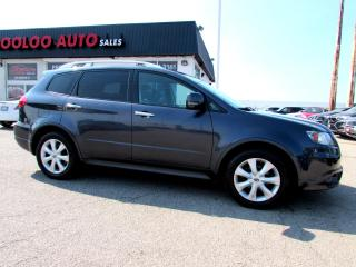 Used 2011 Subaru Tribeca LIMITED AWD DVD PKG CAMERA CERTIFIED 2YR WARRANTY for sale in Milton, ON