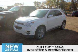 Used 2013 Chevrolet Equinox 2LT for sale in Regina, SK