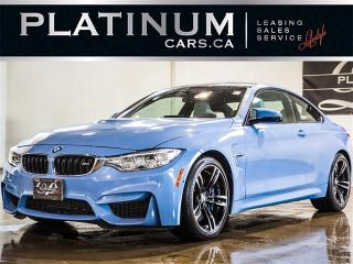 Used 2016 BMW M4 Executive PKG., CARBON, HEADSUP,CARBON Roof for sale in Toronto, ON