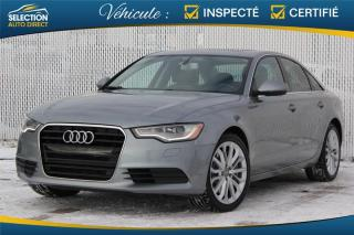 Used 2012 Audi A6 4DR SDN QUATTRO 3.0T for sale in Ste-Rose, QC