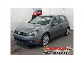 Used 2011 Volkswagen Golf Highline 2.5 Cuir for sale in Shawinigan, QC