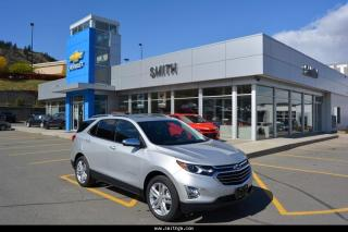 New 2019 Chevrolet Equinox Premier w/1LZ for sale in Kamloops, BC