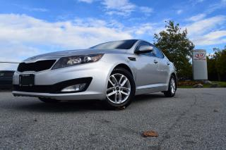 Used 2013 Kia Optima LX AUTO/ROOF/HS/BT for sale in Coquitlam, BC