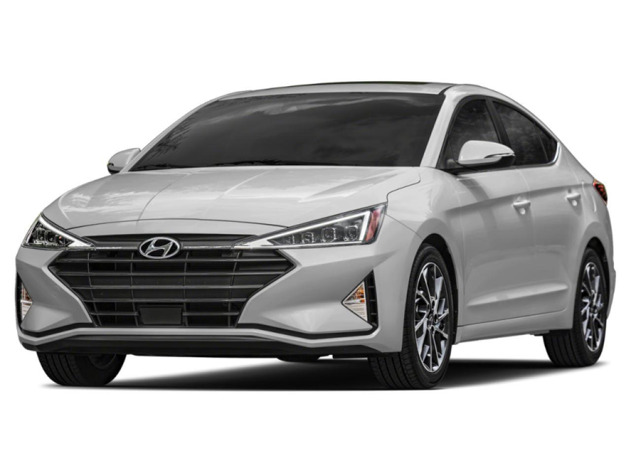 2019 Hyundai Elantra Preferred SUN AND SAFETY