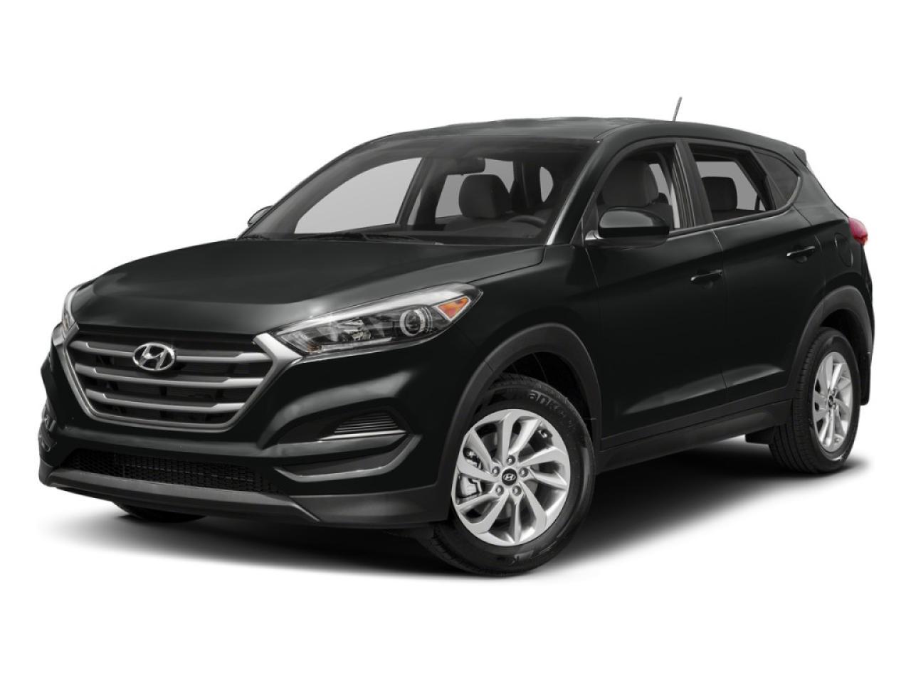2018 Hyundai Tucson 1.6T AWD Ultimate NO OPTIONS
