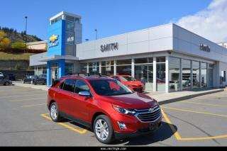 New 2019 Chevrolet Equinox Premier for sale in Kamloops, BC