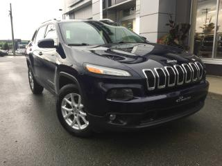 Used 2014 Jeep Cherokee NORTH 4X4 V6 ENS.REMORQUAGE for sale in Ste-marie, QC