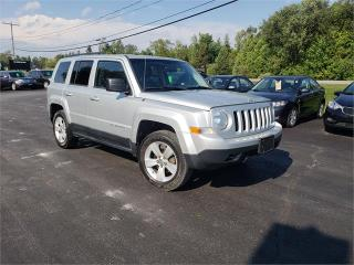 Used 2011 Jeep Patriot North 4x4 5 speed Safetied we finance North for sale in Madoc, ON